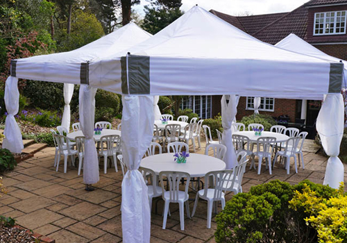 Apollo Party Hire Marquee Hire Richmond Stage Canopy
