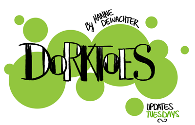 DorkToes Comic