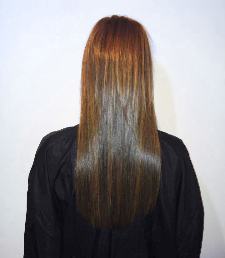 Great Lengths Leeds Client - after picture