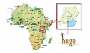 Huge africa Map.indd