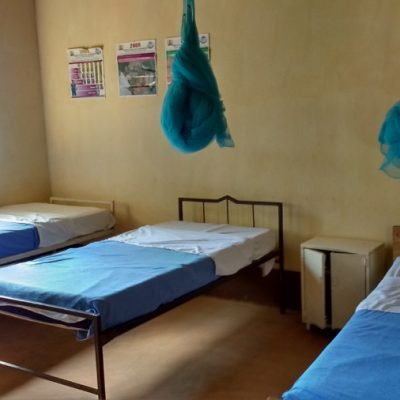 New male ward at Namboboto