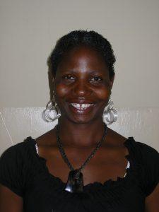 Mercy Wamulali 2012