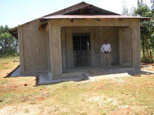 Sinoko Dormitory front door
