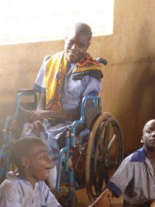 Wheel chair girl copy